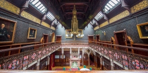 Highbury Hall interior in Birmingham