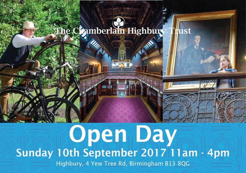 Open Day picture advert
