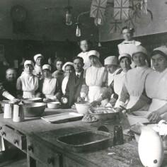 Highbury Hall WW1