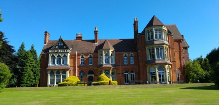 Highbury Hall in Moseley, Birmingham